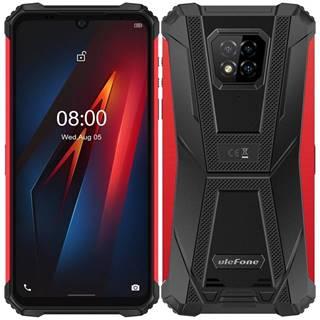 Mobilný telefón UleFone Armor 8 Dual SIM červený