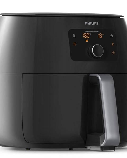 Philips Fritéza teplovzdušná Philips HD9650/90 čierna