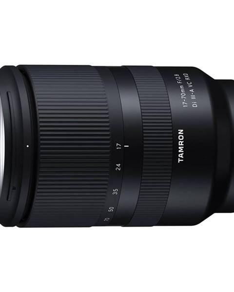 Tamron Objektív Tamron 17-70 mm F/2.8 Di III-a RXD pre Sony E čierny