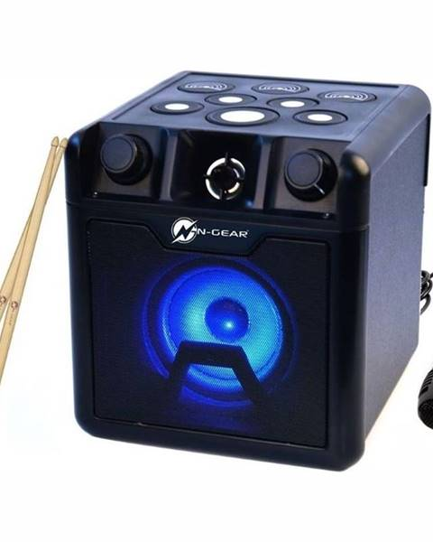 N-Gear Párty reproduktor N-Gear Drum Block 420 čierny