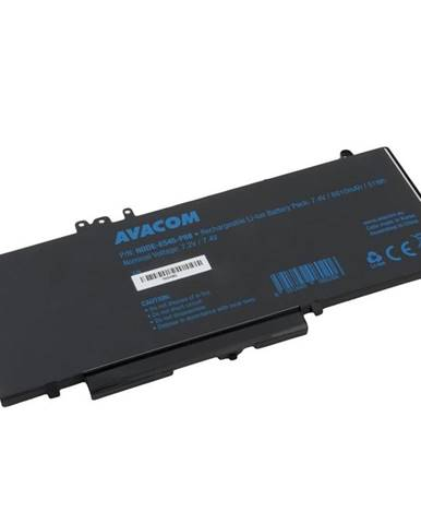 Batéria Avacom Dell Latitude E5450 Li-Pol 7,4V 6810mAh 51Wh