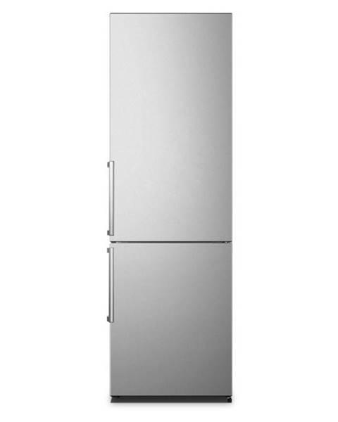 Hisense Kombinácia chladničky s mrazničkou Hisense Rb343d4ddd strieborn
