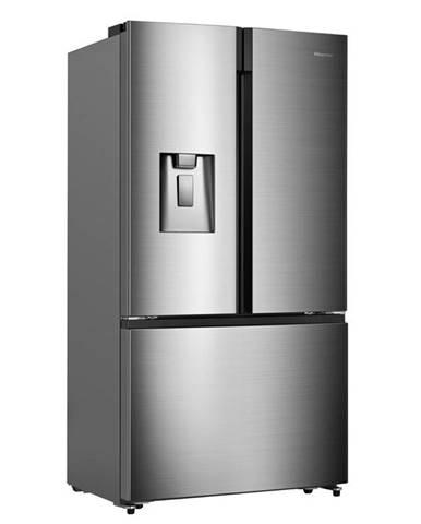 Americká chladnička Hisense Rf750n4isf nerez