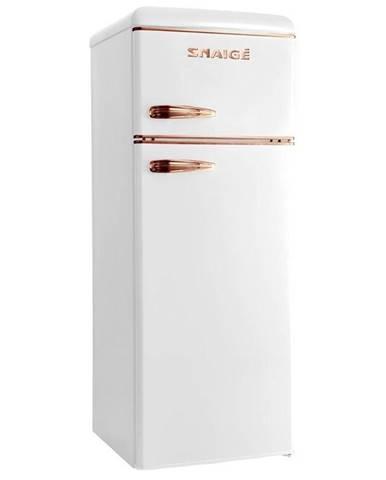 Chladnička  Snaige Retro Fr24sm-Proc0e biela