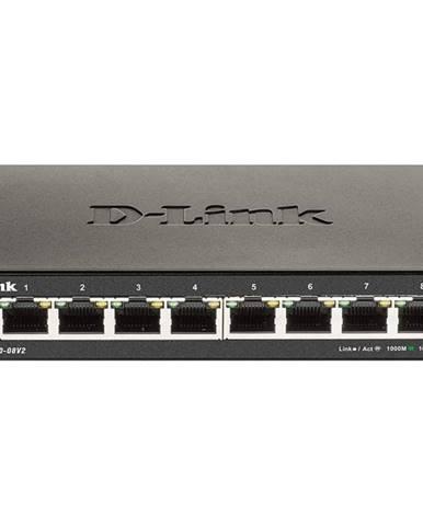 Switch D-Link DGS-1100-08 V2 Easy Smart