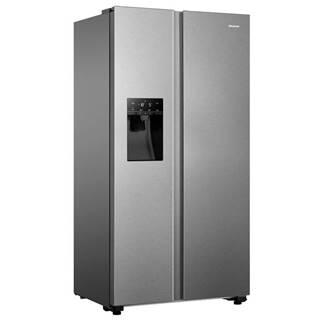 Americká chladnička Hisense Rs694n4tie nerez