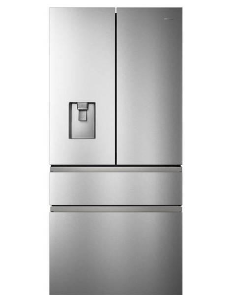 Hisense Americká chladnička Hisense Rf540n4wi1 nerez