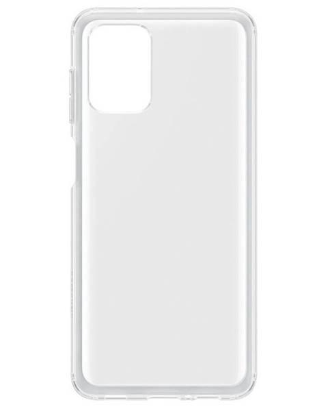 Samsung Kryt na mobil Samsung Galaxy A12 priehľadný