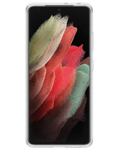 Samsung Kryt na mobil Samsung Galaxy S21 Ultra 5G priehľadný