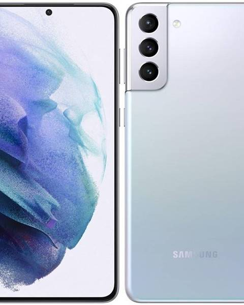 Samsung Mobilný telefón Samsung Galaxy S21+ 5G 256 GB strieborný