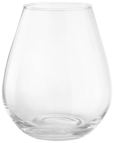 Möbelix Váza Giorno,  Ø/v: 19/22cm