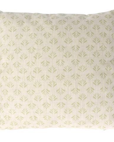 Vankúšik Simon biela, 45 x 45 cm