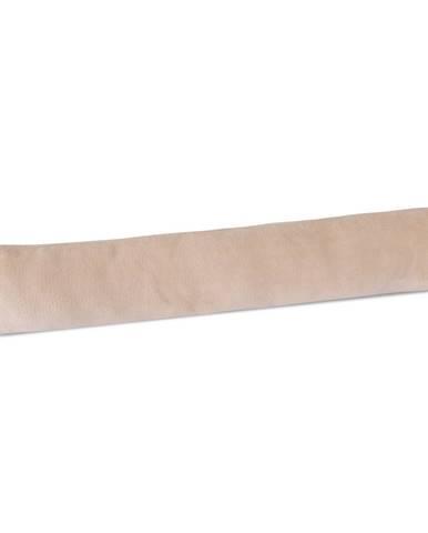 Bellatex Valec tesniaci LIN UNI béžová, 90 x 15 cm