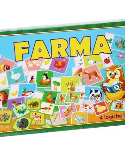 Rappa Spoločenská hra Farma