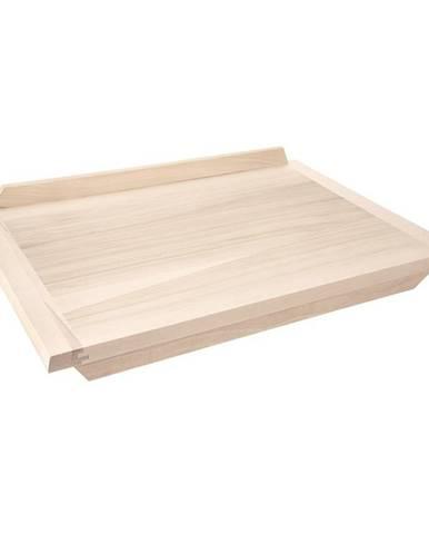 Vál na cesto drevo 60x39,5 cm