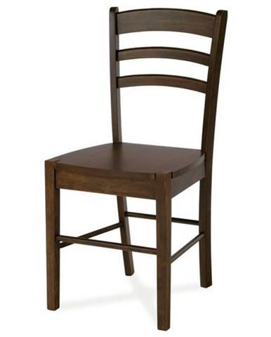 Jedálenská stolička NIKITA orech