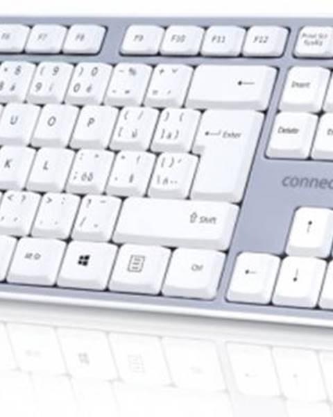 Connect IT CONNECT IT CKM-7510-CS bezdrátová klávesnice+myš,šedý,CZ/SK