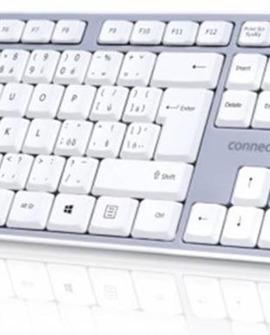 CONNECT IT CKM-7510-CS bezdrátová klávesnice+myš,šedý,CZ/SK