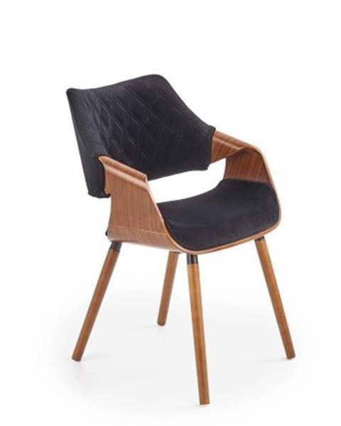 OKAY nábytok Jedálenská stolička Manza čierna