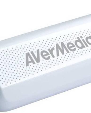 Externý USB tuner AVerMedia TV TD310, DVB-T/T2/C/HEVC POUŽITÉ, NE