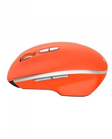 Bezdrôtová myš Canyon MW-21R, 1600 dpi, 7 tl, červená + Zdarma podložka Olpran