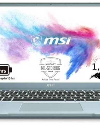 Notebook MSI Modern 14 B10MW-051CZ i7 16GB, SSD 512GB