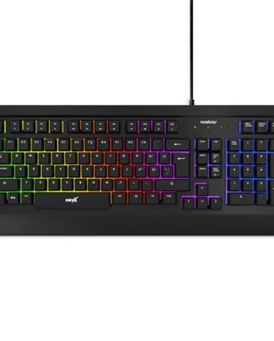 Herná klávesnica Niceboy ORYX K210