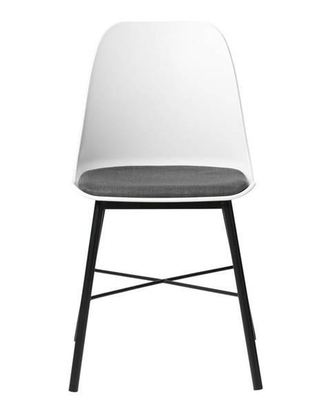 Unique Furniture Biela jedálenská stolička Unique Furniture Whistler