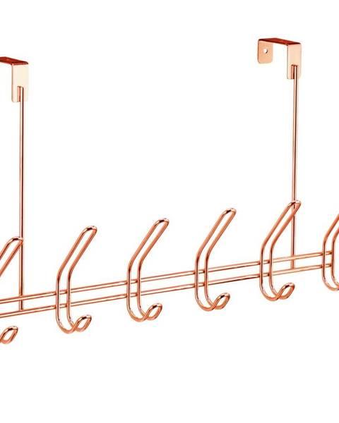 iDesign Závesný vešiak v medenej farbe iDesign Classico, 40,5 cm