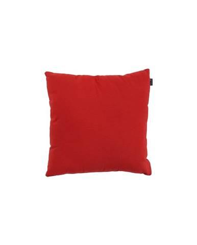 Červený záhradný vankúš Hartman, 45 x 45 cm