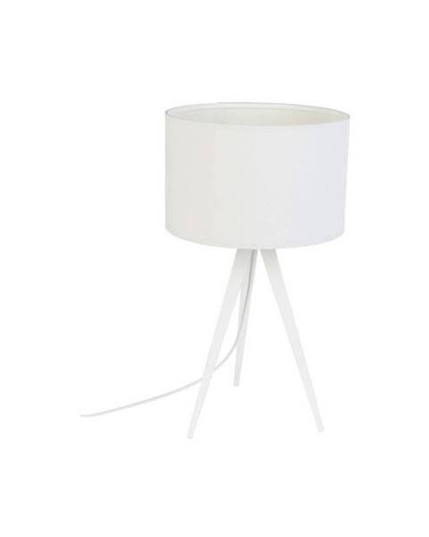 Zuiver Biela stolová lampa Zuiver Tripod