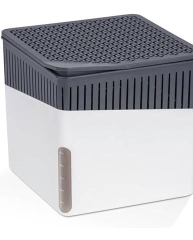 Biely odvlhčovač vzduchu Wenko Cube, 500 g