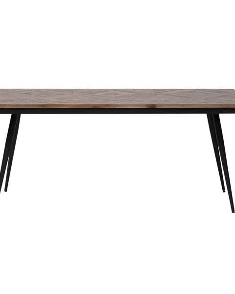 BePureHome Jedálenský stôl z akáciového dreva BePureHome Rhombic, 180×90 cm