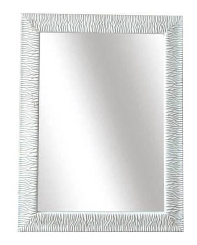Zrkadlo bielozlatá MALKIA TYP 14