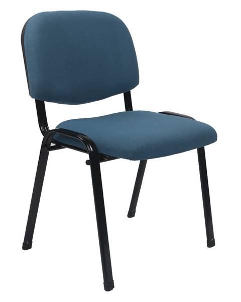 Tempo Kondela Kancelárska stolička tmavomodrá ISO 2 NEW