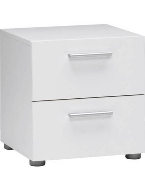Kondela Nočný stolík biely PEPE 70070