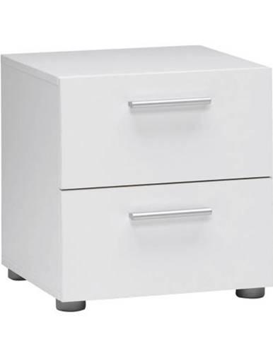Nočný stolík biely PEPE 70070