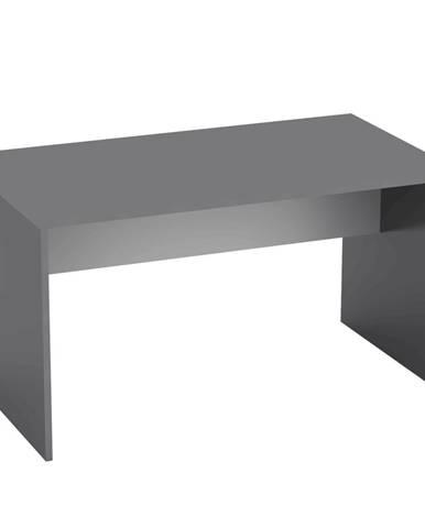 PC stôl grafit/biela RIOMA NEW TYP 11