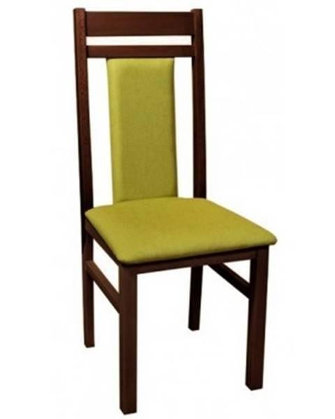 ASKO - NÁBYTOK Jedálenská stolička Michalela, zelená%