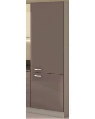 Vysoká kuchynská skriňa Grey 40DK, 40 cm%