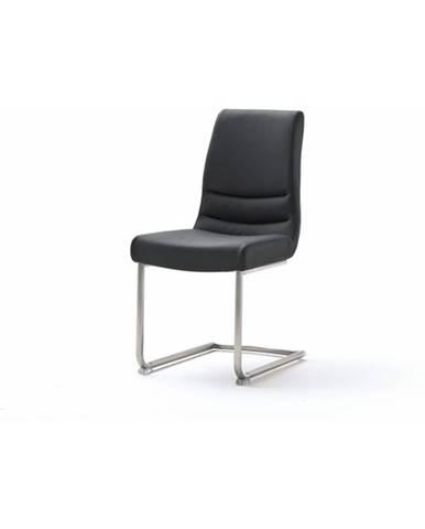 Jedálenská stolička SADIE 3 čierna