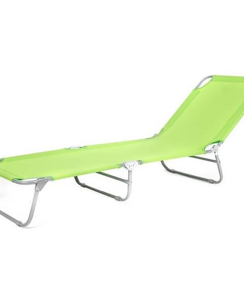 Happy Green Happy Green Plážové ležadlo SUNBAY svetlozelená