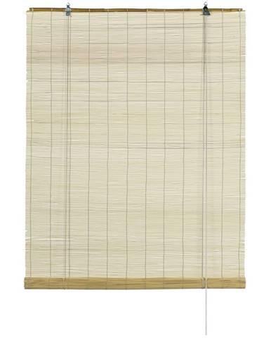 Gardinia Roleta bambusová prírodná, 90 x 240 cm