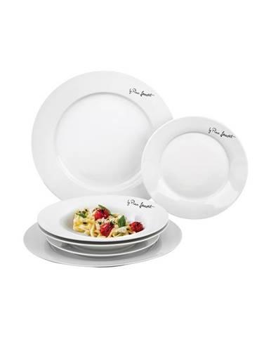 LAMART taniere okrúhle 6ks DINE LT9001