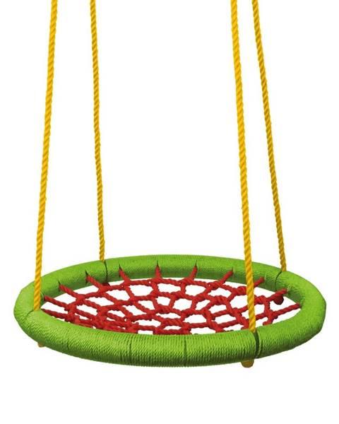 Woody Woody Houpací kruh zelenočervený (průměr 83 cm)