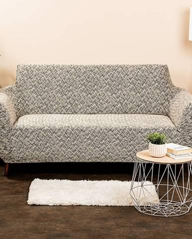 4Home Multielastický poťah na sedačku Comfort Plus béžová, 140 - 180 cm, 140 - 180 cm