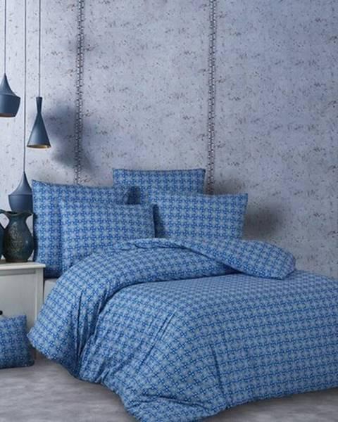 BedTex BedTex Bavlnené obliečky Snorri modrá