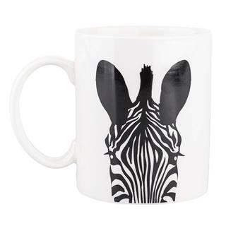 Altom Porcelánový hrnček Zebra, 300 ml