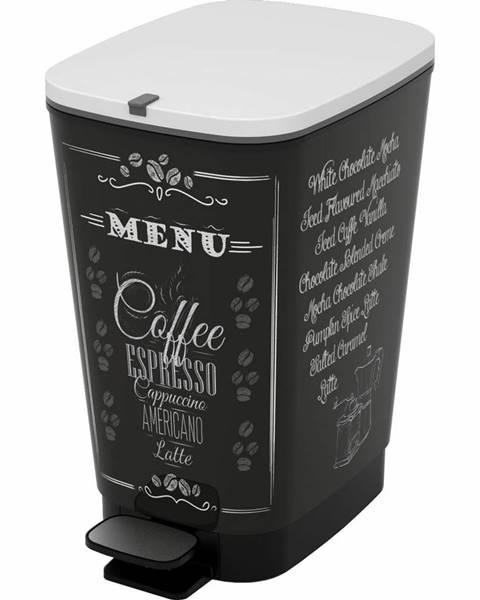 KIS Kis Kôš Chic Bin 50 l Coffee Menu