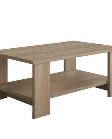 Konferenčný stolík dub sonoma BERNARDO